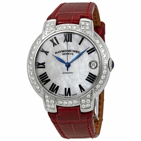Raymond Weil 2935-SL2-01970 Jasmine Ladies Automatic Watch