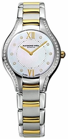 Raymond Weil 5124-SPS-00985 Noemia Ladies Quartz Watch