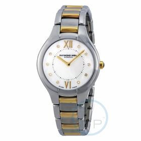 Raymond Weil 5132-STP-00985 Noemia Ladies Quartz Watch