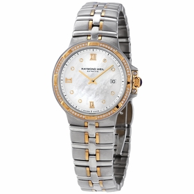 Raymond Weil 5180-SPS-00995 Parsifal Ladies Quartz Watch
