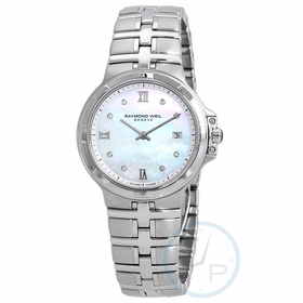 Raymond Weil 5180-ST-00995 Parsifal Ladies Quartz Watch