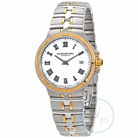 Raymond Weil 5180-STP-00300 Parsifal Ladies Quartz Watch