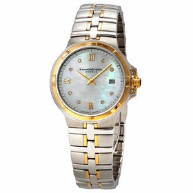 Raymond Weil 5180-STP-00995 Parsifal Ladies Quartz Watch