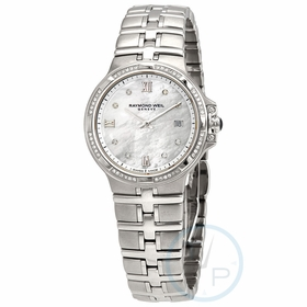 Raymond Weil 5180-STS-00995 Parsifal Ladies Quartz Watch