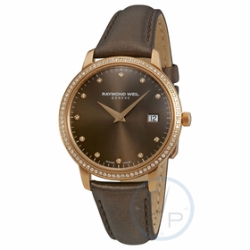Raymond Weil 5388-C5S-70081 Toccata Ladies Quartz Watch