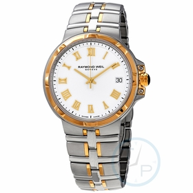 Raymond Weil 5580-STP-00308 Parsifal Mens Quartz Watch