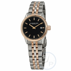Raymond Weil 5629-SP5-20021 Freelancer Ladies Quartz Watch
