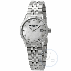 Raymond Weil 5629-ST-97081 Freelancer Ladies Quartz Watch