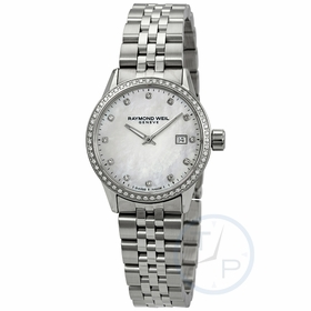 Raymond Weil 5629-STS-97081 Freelancer Ladies Quartz Watch