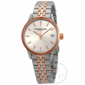 Raymond Weil 5634-SP5-65021 Freelancer Ladies Quartz Watch