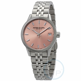 Raymond Weil 5634-ST-80021 Freelancer Ladies Quartz Watch