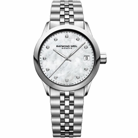Raymond Weil 5634-ST-97081 Freelancer Ladies Quartz Watch