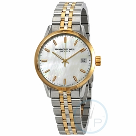 Raymond Weil 5634-STP-97021 Freelancer Ladies Quartz Watch