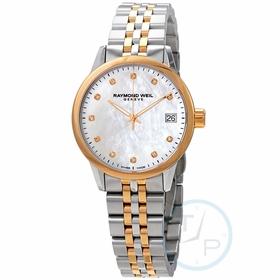 Raymond Weil 5634-STP-97081 Freelancer Ladies Quartz Watch