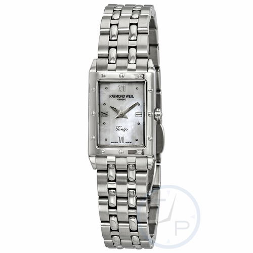 Raymond Weil 5971-ST-00915 Tango Ladies Quartz Watch