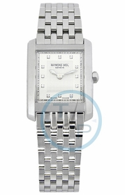 Raymond Weil 5975-ST-65081 Don Giovanni Ladies Quartz Watch