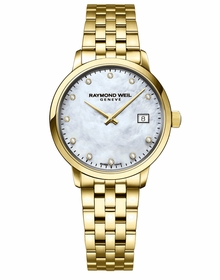 Raymond Weil 5985-P-97081 Toccata Ladies Quartz Watch