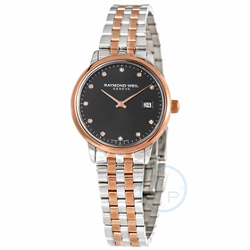 Raymond Weil 5985-SP5-20081 Toccata Ladies Quartz Watch