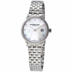 Raymond Weil 5985-ST-97081 Toccata Ladies Quartz Watch