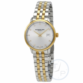 Raymond Weil 5985-STP-65081 Toccata Ladies Quartz Watch
