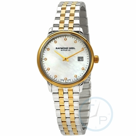 Raymond Weil 5985-STP-97081 Toccata Ladies Quartz Watch