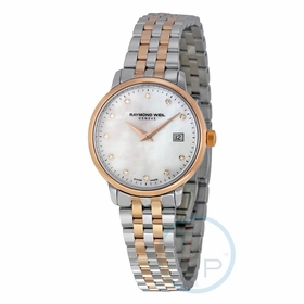 Raymond Weil 5988-SP5-97081 Toccata Ladies Quartz Watch
