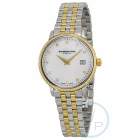 Raymond Weil 5988-SPS-97081 Toccata Ladies Quartz Watch