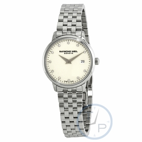 Raymond Weil 5988-ST-40081 Toccata Ladies Quartz Watch
