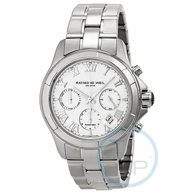 Raymond Weil 7260-ST-00308 Parsifal Mens Chronograph Automatic Watch