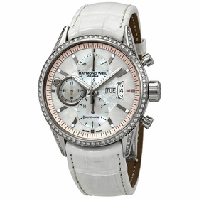 Raymond Weil 7730-SLS-97431 Freelancer Unisex Chronograph Automatic Watch