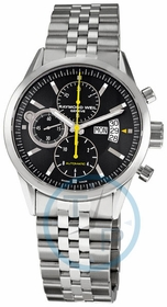 Raymond Weil 7730-ST-20101 Freelancer Mens Chronograph Automatic Watch