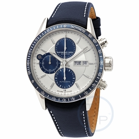 Raymond Weil 7731-SC3-65521 Freelancer Mens Chronograph Automatic Watch