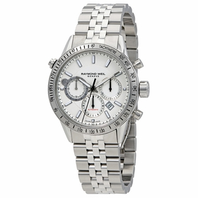 Raymond Weil 7740-ST-30001 Freelancer Mens Chronograph Automatic Watch