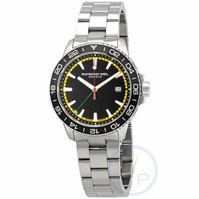 Raymond Weil 8280-ST1-BMY18 Tango Bob Marley Limited Edition Mens Quartz Watch