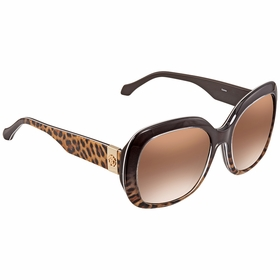 Roberto Cavalli RC1041 50G 58 Cecina Ladies  Sunglasses