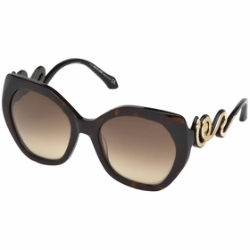 Roberto Cavalli RC1047 52G 57  Ladies  Sunglasses