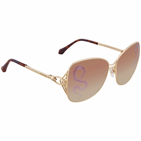 Roberto Cavalli RC1060 32G 61  Ladies  Sunglasses