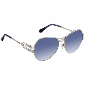 Roberto Cavalli RC106416W58 GIGLIO Ladies  Sunglasses