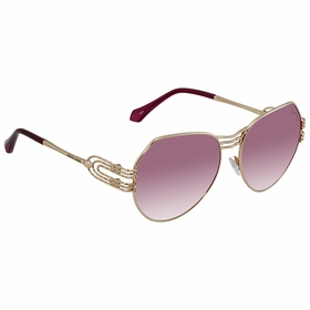 Roberto Cavalli RC106428Z58 GIGLIO Ladies  Sunglasses
