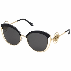 Roberto Cavalli RC1086 01A 55  Ladies  Sunglasses
