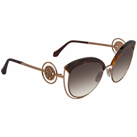 Roberto Cavalli RC1086 52G 55  Ladies  Sunglasses