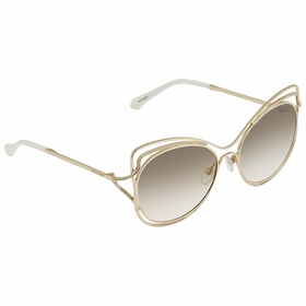 Roberto Cavalli RC1090 32G 58  Ladies  Sunglasses