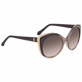Roberto Cavalli RC914S-A 74T 56  Ladies  Sunglasses
