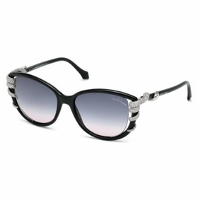 Roberto Cavalli RC972S 01B 53  Ladies  Sunglasses