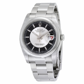Rolex 116200SBKSO Datejust 36 Mens Automatic Watch
