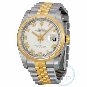 Rolex 116203WRJ Datejust 36 Mens Automatic Watch