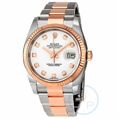 Rolex 116231WDO Oyster Perpetual Datejust 36 Mens Automatic Watch