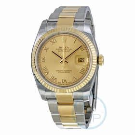 Rolex 116233CRO Oyster Perpetual Datejust 36 Mens Automatic Watch