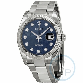 Rolex 116234BLJDO Oyster Perpetual Datejust 36 Mens Automatic Watch