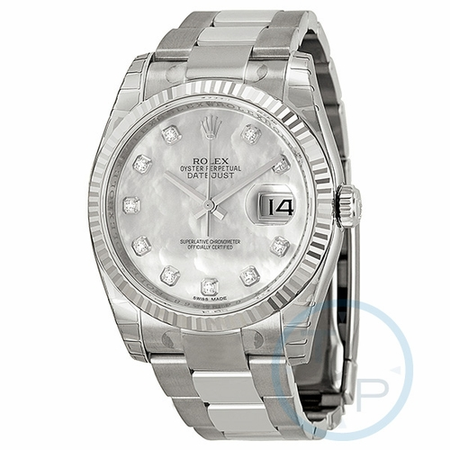 Rolex 116234MDO Oyster Perpetual Datejust 36 Unisex Automatic Watch